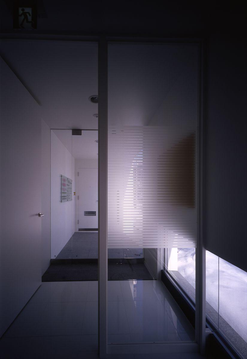 可動間仕切りによる空間のフレキシビリティがテーマ