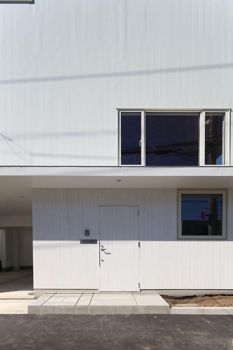 夫婦と子供2人を想定した建売住宅