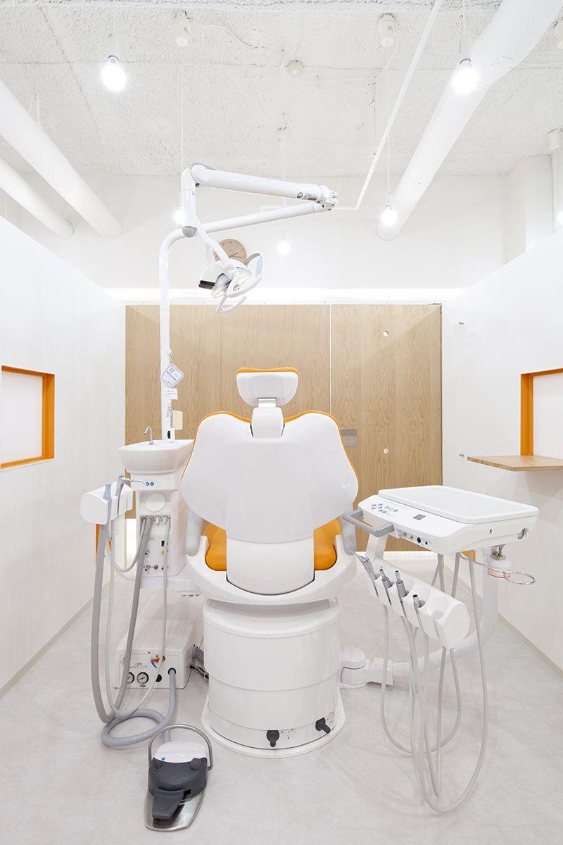動線をデザインした矯正歯科クリニック